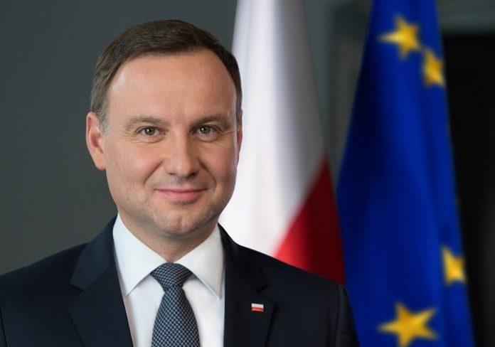 Foto: prezydent.pl / Materiały prasowe